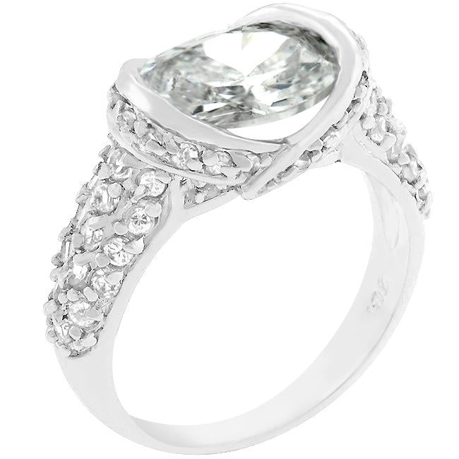 Classic Empire Ring - R07837R-C01