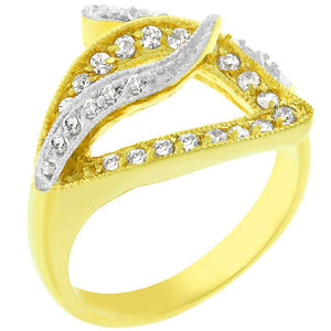 Contempo Pave Ring - R07859T-C01