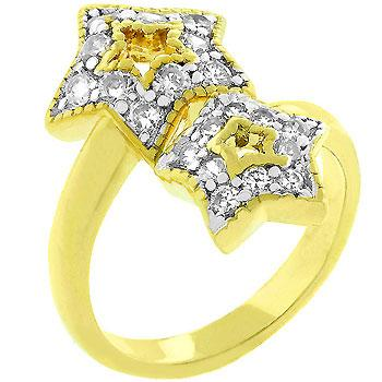 Pave Starlet Ring - R07967T-C01