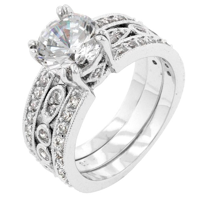 Eleanor Engagement Ring - R08085R-C01