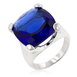 Blue Moon Cocktail Ring - R08109R-S21