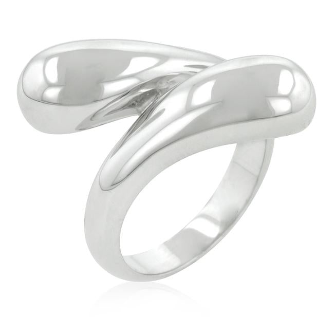 Symmetrical Statement Ring - R08239R-C00
