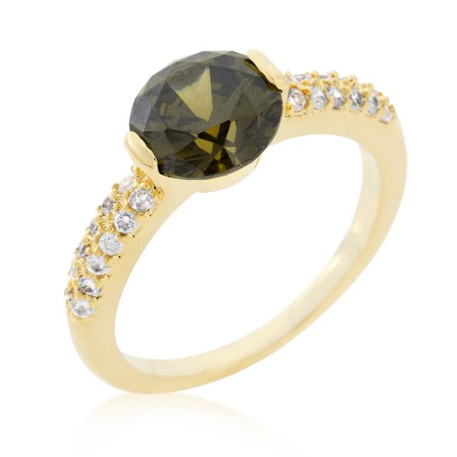 Olive Isabelle Engagement Ring - R08348G-C42