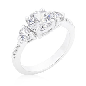 Graduated Engagement Classic Ring - R08354R-C01
