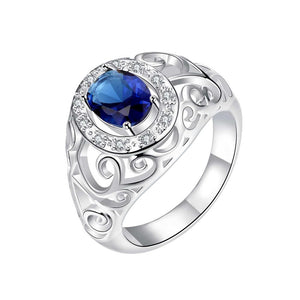 Silver Ring LSR002-C