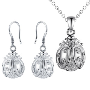Silver Kids Jewelry Set LST076