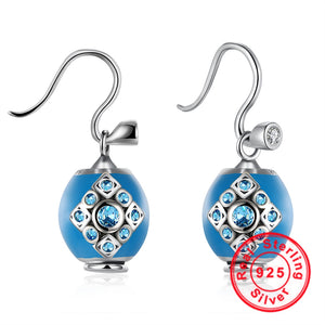 925 Sterling Silver Earrings LSSSVE024