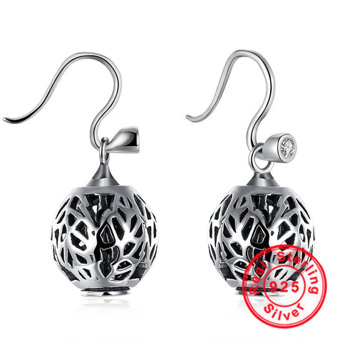 925 Sterling Silver Earrings LSSSVE025