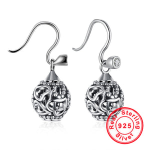 925 Sterling Silver Earrings LSSSVE026