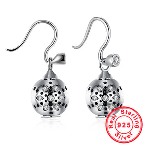 925 Sterling Silver Earrings LSSSVE027