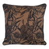'Steel' Hakea Hessian Cushion Cover