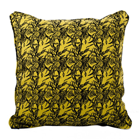 Plain Alpine Velvet Cushion Cover