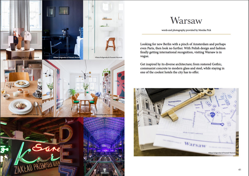 Alternative travel guide to Warsaw