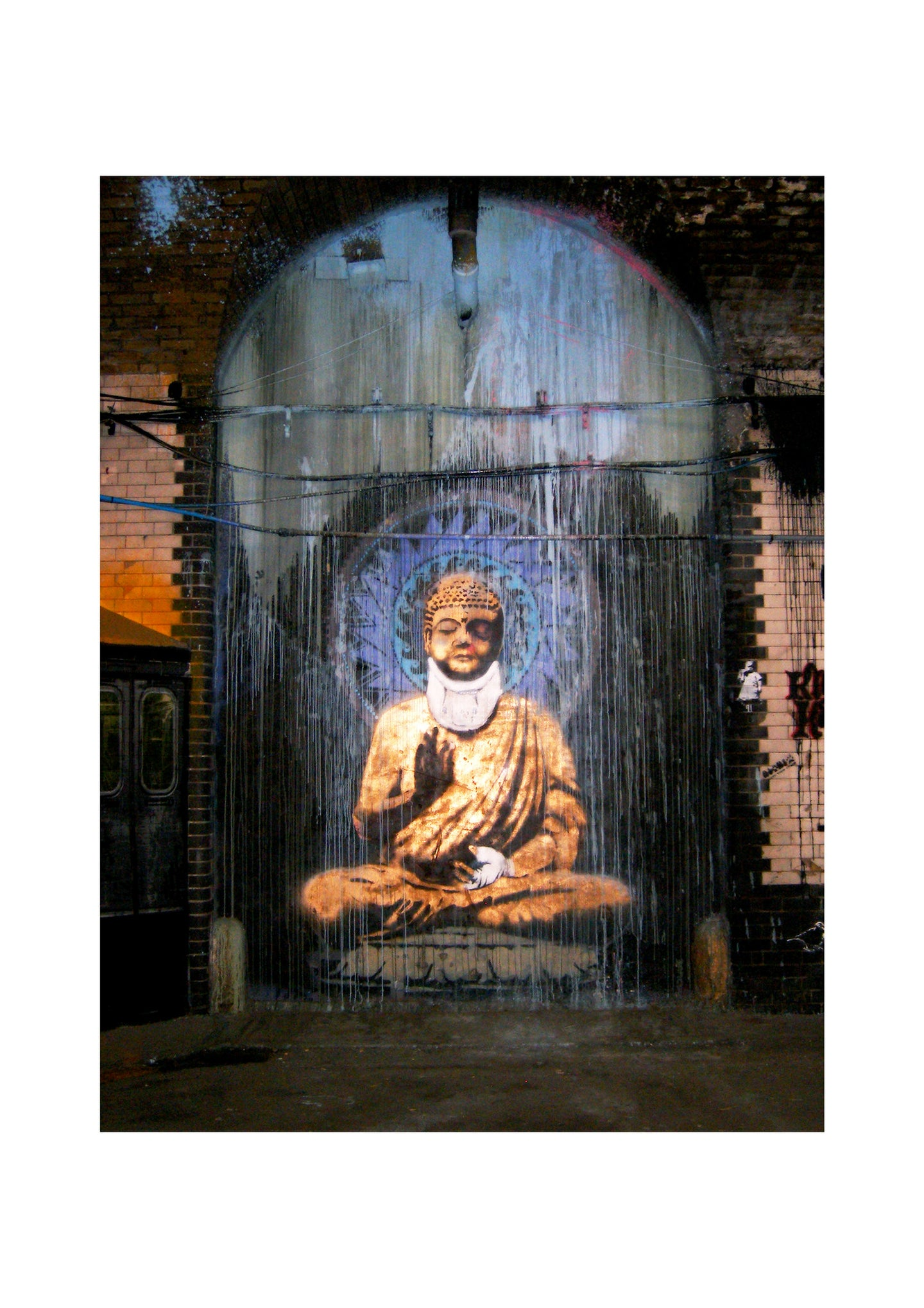 'Buddha' Open Edition Giclée Print by Stephen Pick