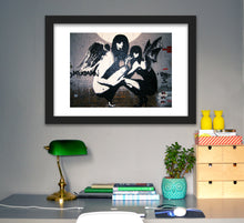 'Good and Evil' Open Edition Giclée Print by Stephen Pick
