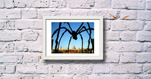 'Spider' Open Edition Giclée Print by Stephen Pick; London wall art; white wall background