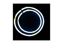 'Circle' Open Edition Giclée Neon Print by Stephen Pick