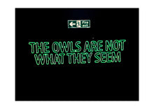 'The Owls' Open Edition Giclée Print by Stephen Pick