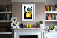 'Cable Car' Open Edition Giclée Print by Monika Pick