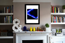 'Electric 3' Limited Edition Giclée Neon Print by Stephen Pick