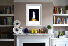'Tube 1' Open Edition Giclée Neon Print by Stephen Pick