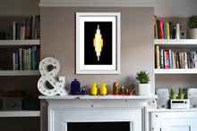 'Tube 2' Open Edition Giclée Neon Print by Stephen Pick