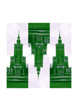'Warsaw3 Green' Open Edition Giclée Print by Stephen Pick
