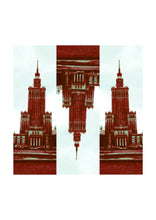 Warsaw3 Red' Open Edition Giclée Print by Stephen Pick