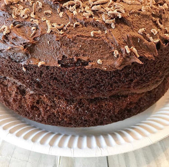 Recipe for the most amazing squidy chocolate cake, EVER!