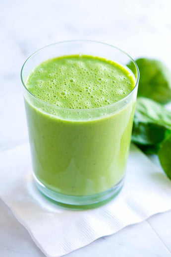 Green smoothie recipe... that actually tastes nice!