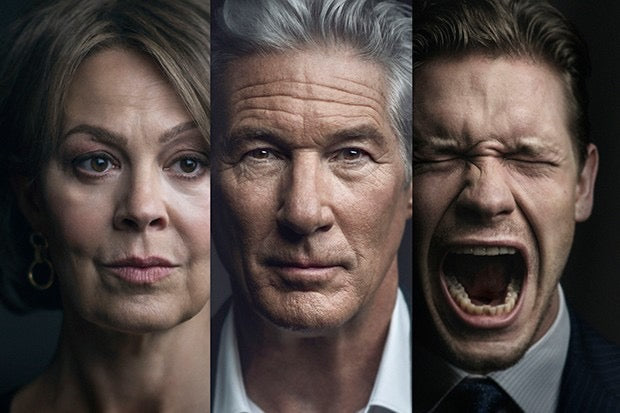 Is anyone watching MotherFatherSon?!