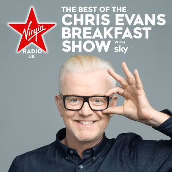 Love Chris Evans on virgin radio so much...