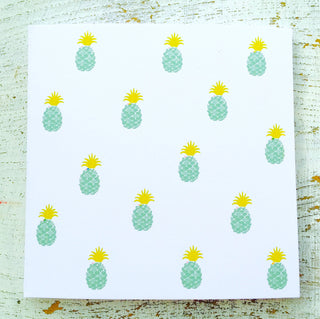 Any occasion pineapple card