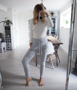 Light grey joggers