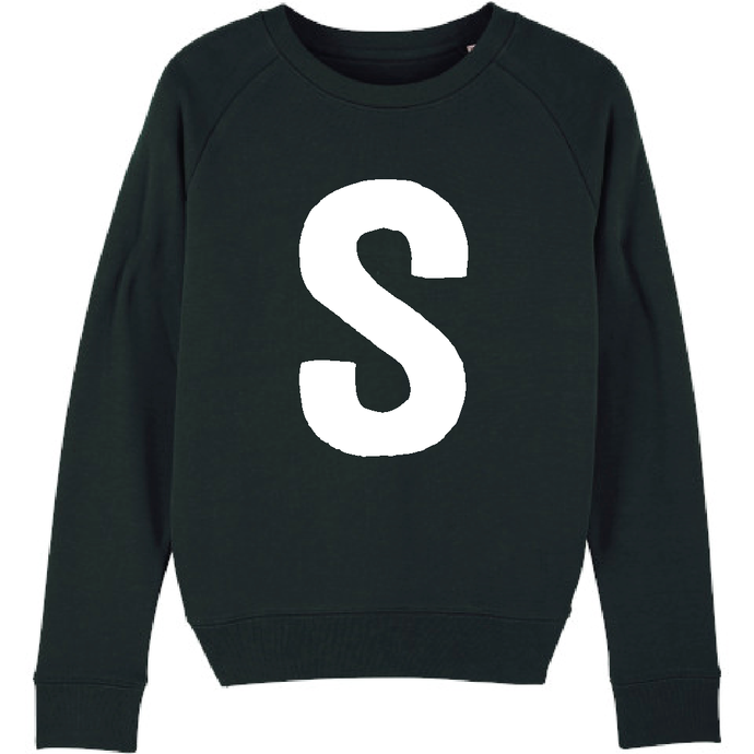 Black S sweatshirt
