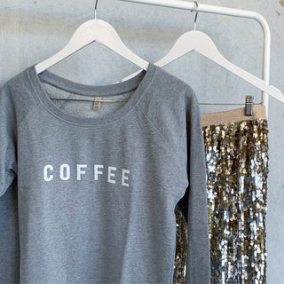 COFFEE sweatshirt