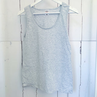 The perfect GREY vest top! (Fab for layering over too!)