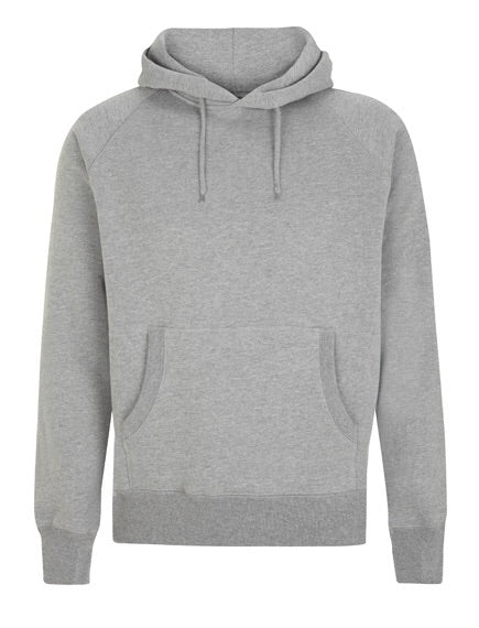 Plain grey hoody (medium, no print size 12-14)