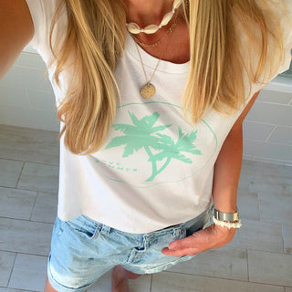 Love SUMMER white tee *NEW*