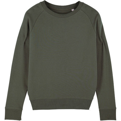 Plain khaki sweat (size 12)