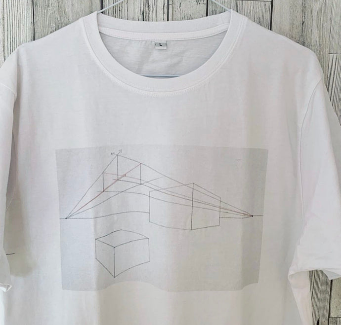 Dimensions White tee