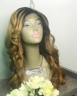 Custom color  (Lace wig)