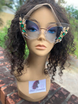 Chic Sun glasses (blue)