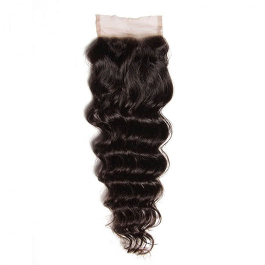 Glam Deep wave  Lace Closure
