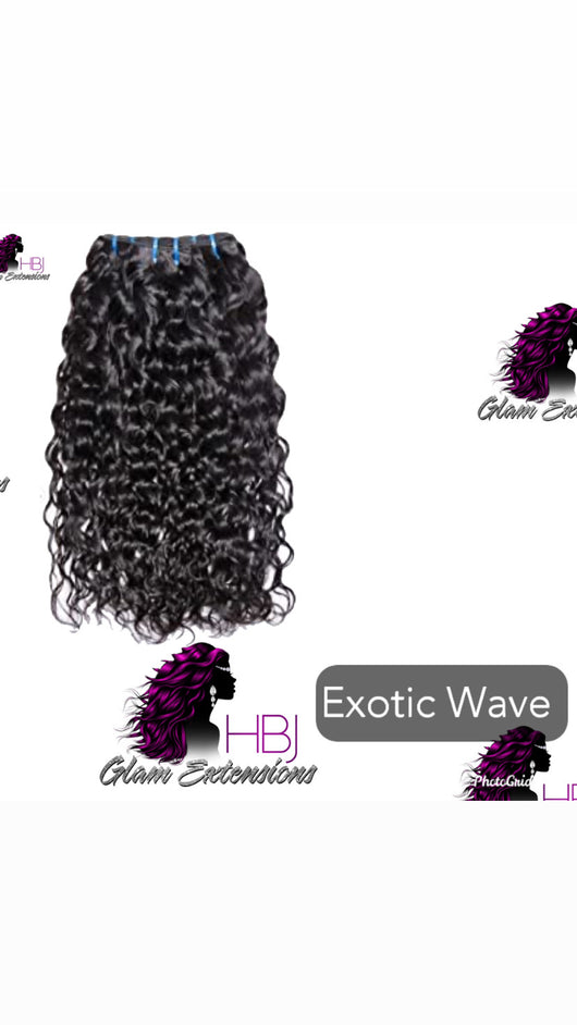 Glam Exotic Wave