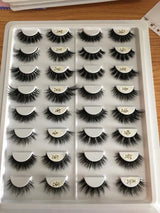 Lash vendor List