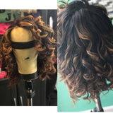 customcolored wig, wig with curls, blonde wig, wig with elsastic band, tallahassee wig, tallahassee salon