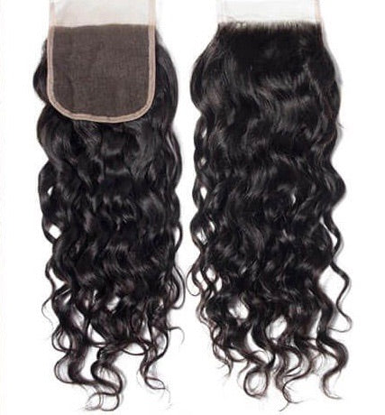 Glam Exotic Wave  Lace closure