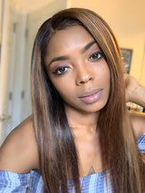cooor on a wig, blonde colored wig lace closure virgin hair, tallahassee, Florida, custom color, wig, custom made wig