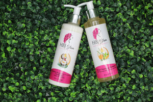 Shampoo and Conditioner Bundle Set